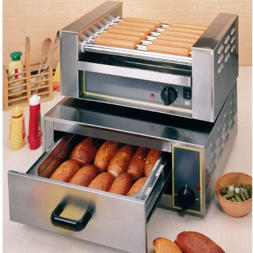 Roller Grill RG7 7 Roller Unit Hot Dog Equipment